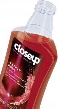 Ополаскиватель для полости рта Closeup Жаркая Мята 250 мл (8714100794807)