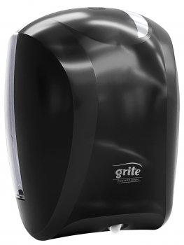 Диспенсер для туалетного паперу та рулонних рушників MINI Centrefeed Black Dispenser (2LGRILAI932B)