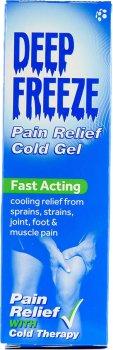 Гель охлаждающий для облегчения боли Дип Фриз 100 г (000000035)