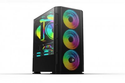 2E Gaming Calleo (GB700) Black (2E-GB700) без БП (2E-GB700)