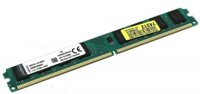 Оперативная память Kingston DDR2-800 2048MB PC2-6400 (KVR800D2N6/2G)