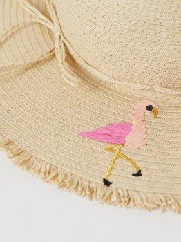 Шляпа H&M 8063001sm S/54 Песочный