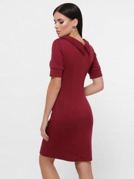 Платье Fashion Up Sienna PL-1799B Марсала