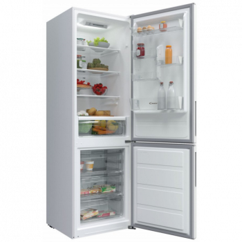 Холодильник CANDY CVBNM 6182WP/SN