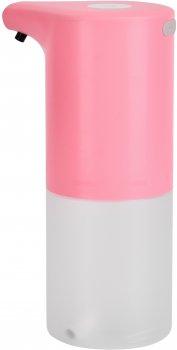 Сенсорний дозатор для рідкого мила ERGO AFD-EG01PK 350 мл Pink