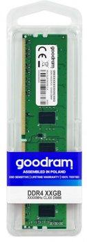 Оперативна пам'ять GoodRam DDR4 8GB 3200MHz (GR3200D464L22S/8G) (6687841)