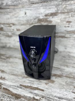 Акустическая система Bluetooth 2.1 25 Вт ZXX ZX-4809BT с сабвуфером USB SDcard подсветка