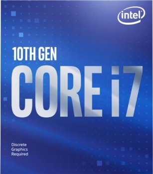 Процессор INTEL Core i7-10700KF s1200 3.8GHz 16MB no GPU 65W BOX