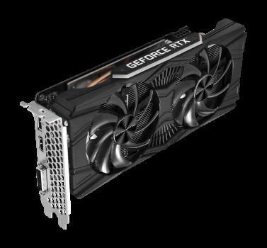 Відеокарта Gainward GeForce RTX 2060 Ghost - (NE62060018J9-1160X-1)
