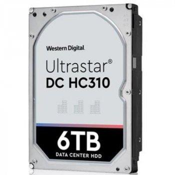 "Жесткий диск 3.5"" 6TB WD (0B36039 / HUS726T6TALE6L4)"