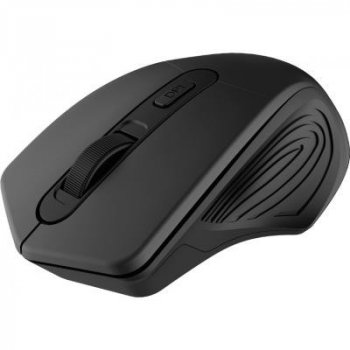 Мышка CANYON MW-15 Wireless Black (CNE-CMSW15B)