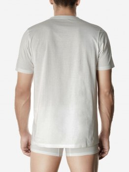 Футболка Pompea T-shirt U Girocolo cotton Біла