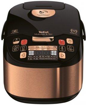 Мультиварка TEFAL MultiCook & Stir RK901F34