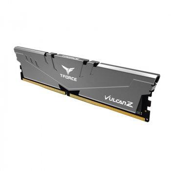 Модуль пам'яті DDR4 2x8GB/2666 Team T-Force Vulcan Z Gray (TLZGD416G2666HC18HDC01)