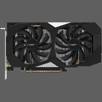 Відеокарта GIGABYTE GeForce GTX 1660 OC 6G - (GV-N1660OC-6GD)