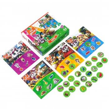 Гра настільна Vladi Toys Лото 44 Коти (рос) (VT8055-05)