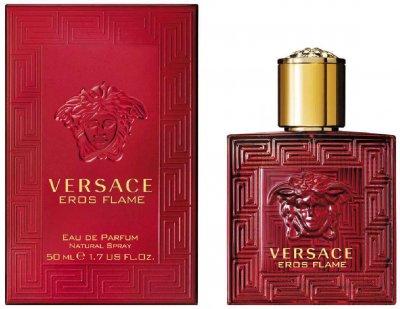 Парфюмированная вода для мужчин Versace Eros Flame 50 мл (8011003845347)