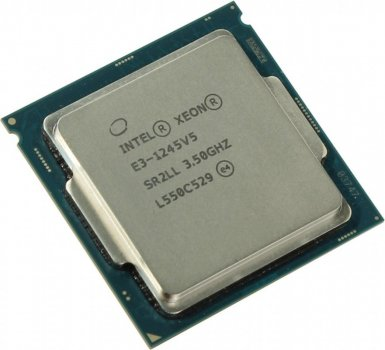 Процессор Intel Xeon E3-1245 v5 socket 1151 б/у