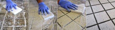 Чистящее средство для очистки плитки после укладки LITOCLEAN EVO, 1 литр