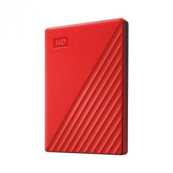 WD My Passport Red (WDBYVG0020BRD-WESN)