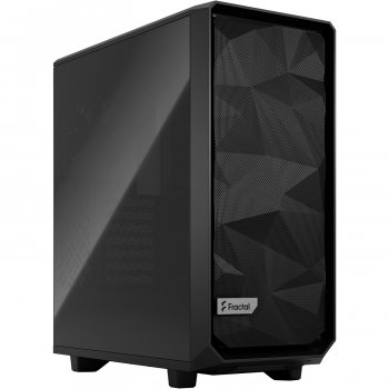 FRACTAL DESIGN Meshify 2 Compact Black TG DT (P1424)