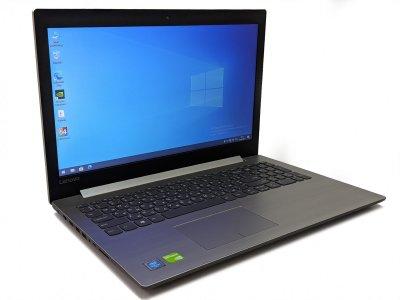 Ігровий ноутбук Lenovo ideapad 320-15IKB / Pentium 4415U / 8Gb / 240Gb SSD / GeForce 920MX - 2Gb БУ