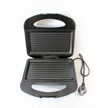 Гриль електричний электровафельница прес для будинку WIMPEX 800 Вт кращий електрогриль сэндвичница бутербродниця домашній для барбекю контактний настільний притискної вафельниця мультипекарь WX1047G