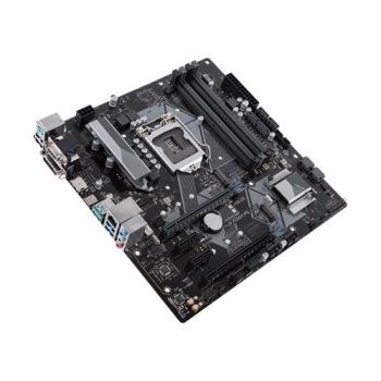Материнська плата Asus Prime H370M-Plus (s1151, Intel H370, PCI-Ex16)