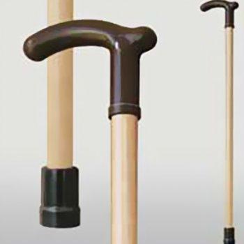 Трость Мірта Светлая деревянная (20000005190121)
