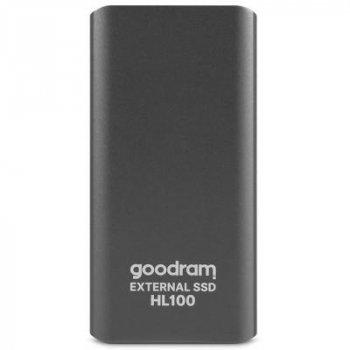 Накопитель SSD USB 3.2 2TB HL100 GOODRAM (SSDPR-HL100-02T)