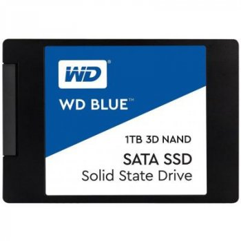 Накопитель SSD 2.5 дюйма 1TB WD (WDS100T2B0A)