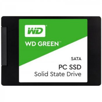 Накопитель SSD 2.5 дюйма 240GB WD (WDS240G2G0A)