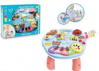 Логіка столик Play Smart 3903 2в1 музична