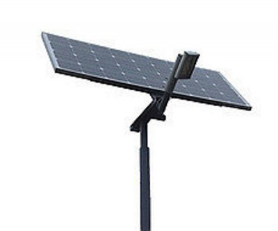 Уличный фонарь на солнечной батарее 30 Вт (без опоры)