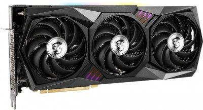 MSI PCI-Ex GeForce RTX 3070 Ti Gaming X Trio 8GB GDDR6X (256bit) (1830/19000) (HDMI, 3 x DisplayPort) (GeForce RTX 3070 Ti GAMING X TRIO 8G)
