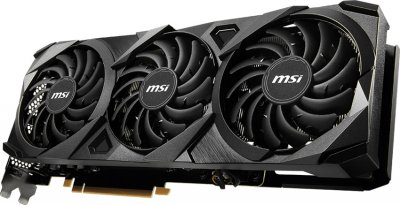 MSI PCI-Ex GeForce RTX 3070 Ti VENTUS 3X 8G OC 8GB GDDR6X (256bit) (1800/19000) (HDMI, 3 x DisplayPort) (GeForce RTX 3070 Ti VENTUS 3X 8G OC)