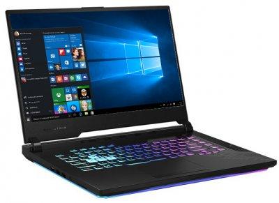 Ноутбук ASUS ROG Strix G15 G512LV (G512LV-UH76) Black Б/У