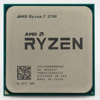 Процессор AMD Ryzen 7 2700 (YD2700BBM88AF), б/в