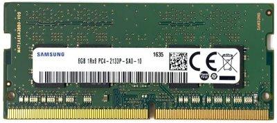 Оперативна пам'ять Samsung 8 GB SO-DIMM DDR4 2133 MHz - (M471A1K43BB0-CPB)