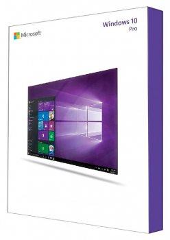 Операционная система Windows 10 Профессиональная 32/64-bit на 1ПК (Электронная лицензия, все языки) Microsoft (FQC-09133)
