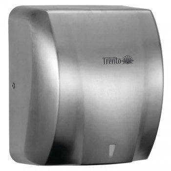 Автоматическая сушилка для рук Trento Professional 1800W с индикатором нержавеющая сталь
