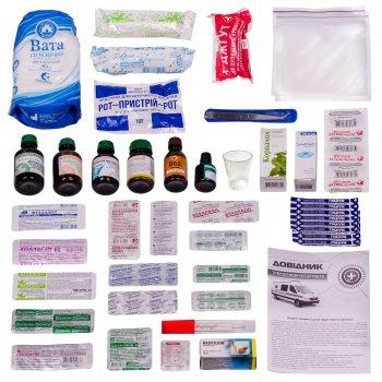 Аптечка медицинская офисная стандарт
