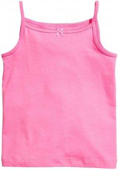 Майка H&M 1hm111000200 Розовая