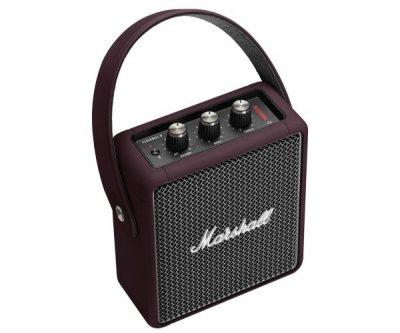 Портативная колонка Marshall Portable Loudspeaker Stockwell II Burgundy (1005231)