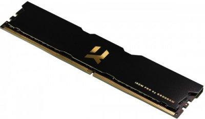 Модуль памяти GOODRAM DDR4 8Gb 3600MHz IRDM PRO (IRP-3600D4V64L17S/8G) (F00246774)