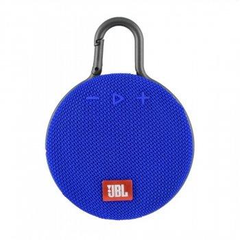 Портативная колонка CLIP 3 bluetooth blue