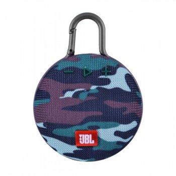 Портативная колонка CLIP 3 bluetooth camouflage