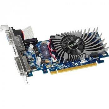 Видеокарта PCI-e 2.0 ASUS 210-1GD3-L, 1 ГБ DDR3, 64-bit, DVI/ HDMI (БЕЗ VGA) Б/У