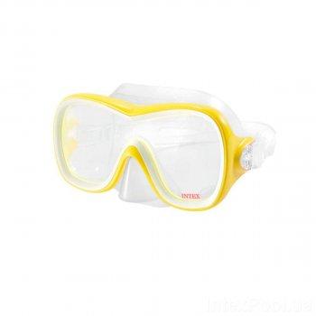 Набор для плавания подростковый от 8 лет с ластами, маской и трубкой, набор для снорклинга Intex 55658