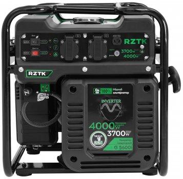 Генератор бензиновый инверторный RZTK G 5600i
